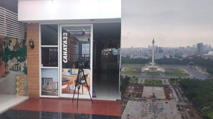 Alamat Pabrik Tahu Dipakai Kantor Pemenang Revitalisasi Monas, Pemprov DKI: Yang Penting Kerjanya