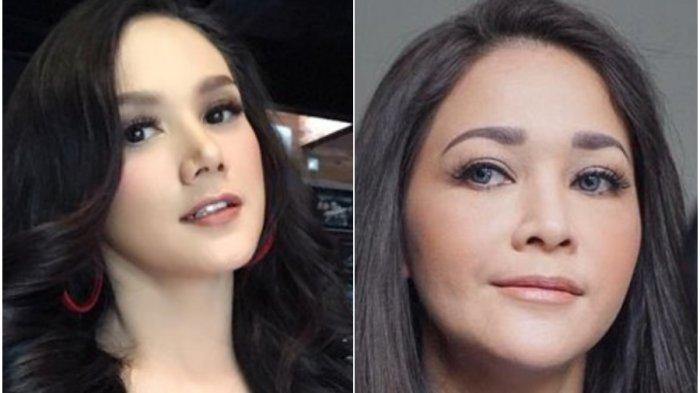 Maia Estianty Bahagia Bisa Nonton Celine Dion, Mulan Jameela Malah Mengaku Sedih