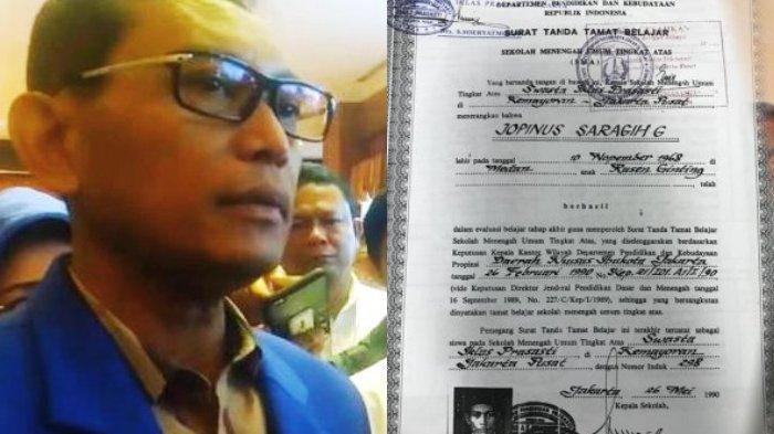 Lika-liku JR Saragih; Bacagub Sumut yang Mengaku Kolonel, Menantu Profesor dan Kerajaan Bisnis