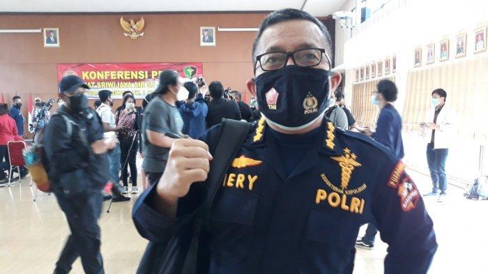 Tim DVI Kesulitan Identifikasi 41 Jenazah Korban Kebakaran Lapas Tangerang