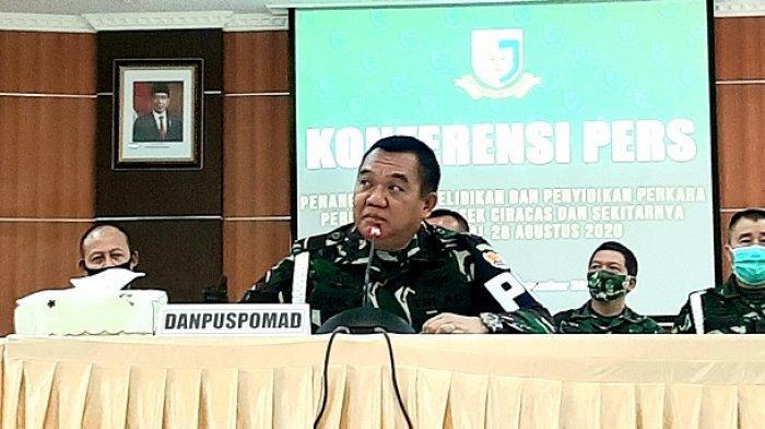 Besok, POM TNI Limpahkan Berkas Perkara Kasus Penyerangan Polsek Ciracas ke Oditur Militer
