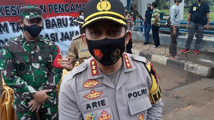 Kapolres Pastikan Tidak Ada lagi Simbol FPI di Jakarta Timur