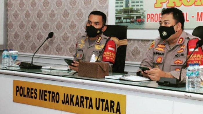 Polres Metro Jakarta Utara Siapkan Rencana Antisipasi Bencana di Tengah Pandemi Covid-19