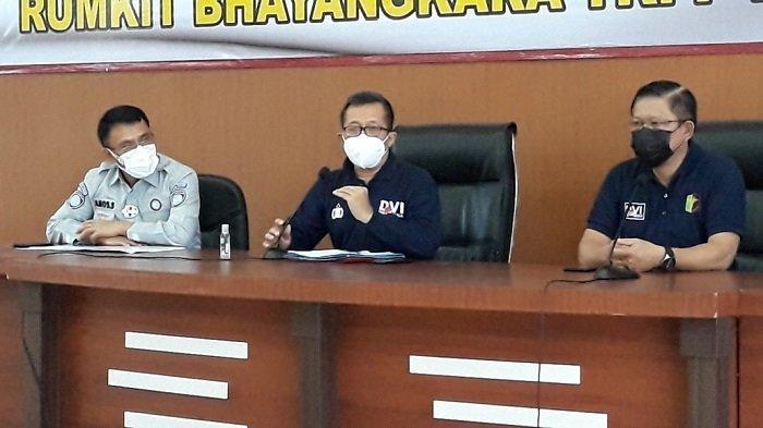 Tim DVI Lanjutkan Identifikasi Korban Sriwijaya Air SJ-182 Lewat DNA