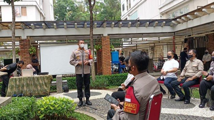 87 Warga Apartemen Kalibata City Positif Covid-19, Polisi Dirikan Apartemen Tangguh Jaya