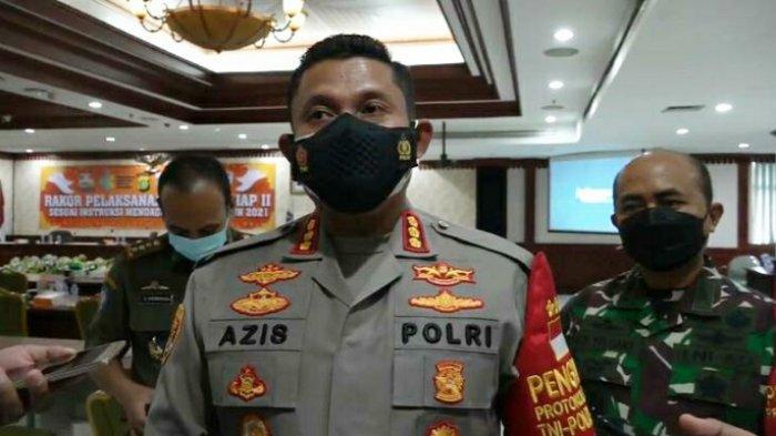 Kapolres Metro Jakarta Selatan Wacanakan Sekolah Jadi Tempat Isolasi Pasien Covid-19
