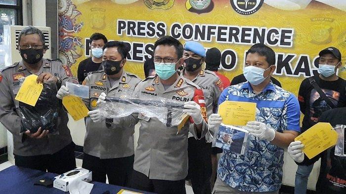 Pelaku Pembunuhan Satpam di Bekasi Sempat Melarikan Diri Berpindah ke Sejumlah Daerah