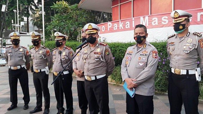 Dirlantas Polda Metro Jaya: Tersangka Tabrak Lari di Bundaran HITerungkap dari Kamera ETLE