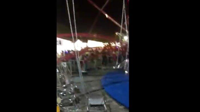 Polisi Ungkap Penyebab Komedi Putar Roboh Lukai 4 Pengunjung di Arena PRJ