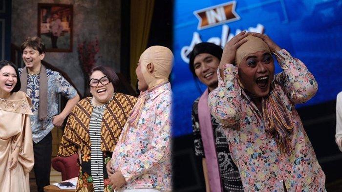 Sule Bahas Nasib Nunung di Ini Talk Show Setelah Ditangkap, Andre Taulany: Saya Sedih Dengernya