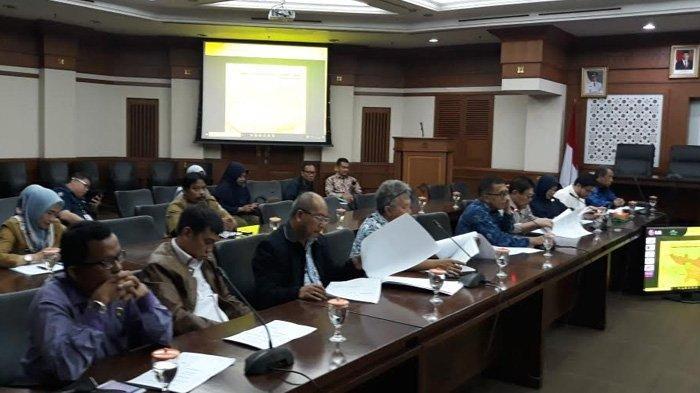 Evaluasi Banjir, Komisi A Datangi Pemkot Jakarta Barat