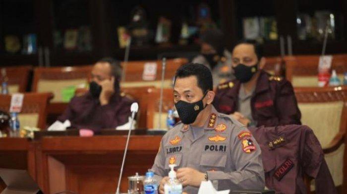 Ditanya Kasus Pelanggaran HAM di Peristiwa Penembakan Anggota FPI, Ini Jawaban Calon Tunggal Kapolri