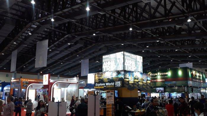 Kompas Travel Fair 2019 Dikunjungi 24.105 Orang dengan Transaksi Penjualan Sebesar Rp 107,3 Miliar
