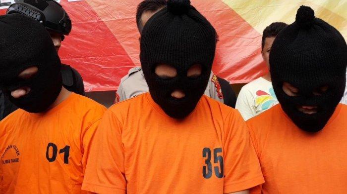 Polisi Tangkap Komplotan Penipu Sewa Kamar Apartemen Lewat Toko Online di Serpong