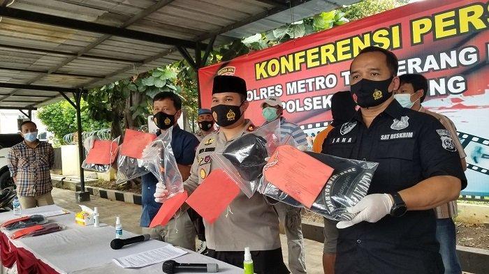 Dilandasi Rasa Dendam, Karyawan di Tangerang Nekat Bunuh Bosnya