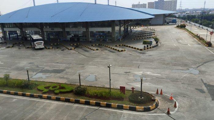 3 Hari Larangan Mudik Diterapkan, 109 Penumpang Berangkat dari Terminal Pulo Gebang Jakarta Timur