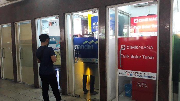 Nasabah Bank Mandiri Di Tangsel Sebut Saldo Yang Sempat Hilang Sudah Kembali Normal Tribun Jakarta