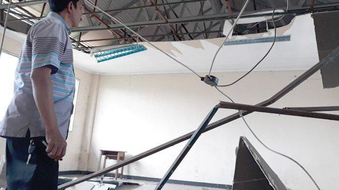 Meski Kondisi Gedung Sekolah Memprihatinkan, SDN Rawa Buntu 3 Tetap Diminati Pendaftar PPDB