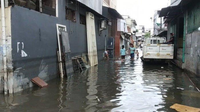 Dinas Bina Marga DKI Sebut 173 Titik Jalan Rusak Akibat Banjir di Jakarta