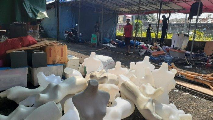 Polemik Bazar Tomang Pamulang, Jebakan Batman SatpolPP, Hingga Pedagang Rugi Puluhan Juta