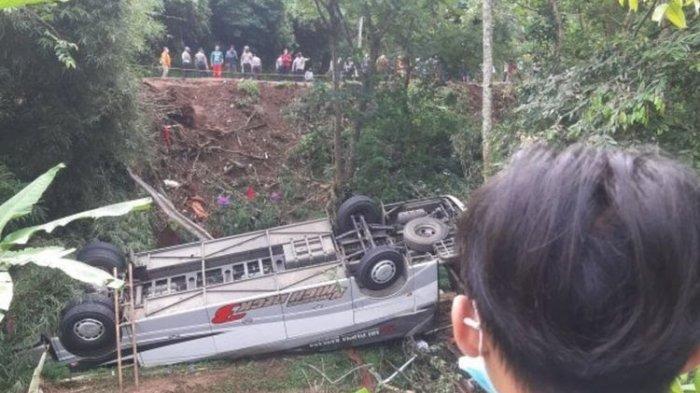 Terungkap Alasan Sopir Bus Pariwisata Padma Kencana Pilih Tanjakan Cae, Korban Tewas Jadi 29 Orang