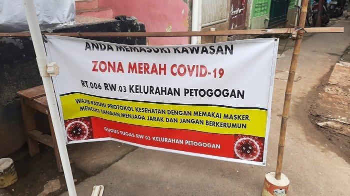 Satu RT di Petogogan Jakarta Selatan Terapkan Mikro Lockdown, 6 Orang Masih Positif Covid-19