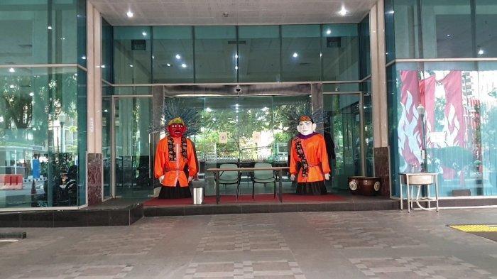 Gedung DPRD DKI Ditutup Imbas Anggota Terpapar Covid-19, Begini Kondisinya Sekarang