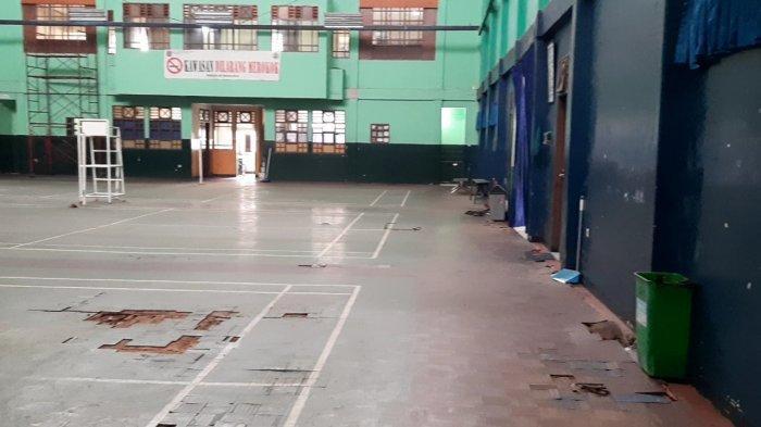 Rusak dan Sering Banjir, GOR Mampang Batal Jadi Tempat Isolasi Pasien Covid-19