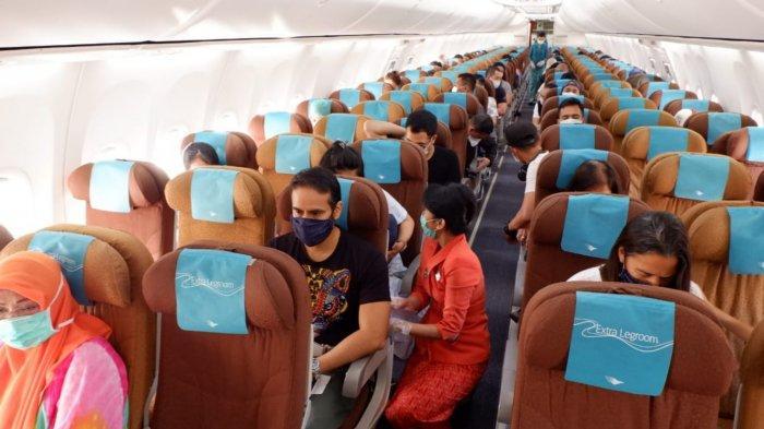 Garuda Indonesia Hanya Terbangkan 33 Pesawat Saat Lebaran, Turun 90 Persen Dibanding Tahun Lalu