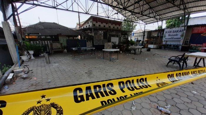Nobar Suporter PSM di Kafe Komandan Ternyata Dihadiri Jakmania, Sempat Foto Bersama dan Adu Yel