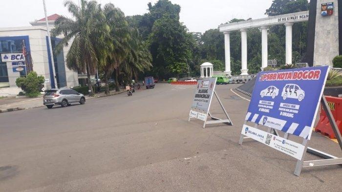 Berlaku Mulai Besok, Simak Aturan Lengkap Ganjil Genap di Bogor untuk Tekan Kasus Covid-19