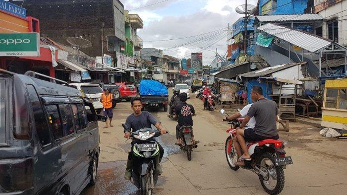 Pascatsunami dan Direndam Banjir, Aktivitas di Pasar Labuan Mulai Kembali Pulih