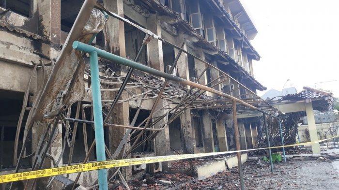 BREAKING NEWS Kebakaran di Lantai 4, Cerita Siswa SMK Yadika 6 Kota Bekasi Selamatkan Diri