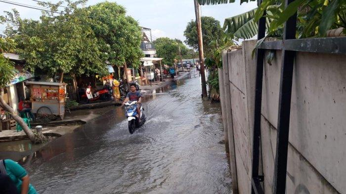 Sempat Terendam, Ruas Jalan Jakarta Timur Tak Ada Genangan Air Hari Ini