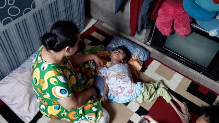 Sepekan Jalani Perawatan, Bocah Pengidap Lumpuh Otak di Jakarta Barat Meninggal