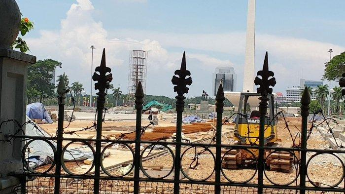 Proyek Revitalisasi Monas Terancam Mangkrak, Pemprov DKI Jakarta Harus Kembalikan Fungsi Lahan
