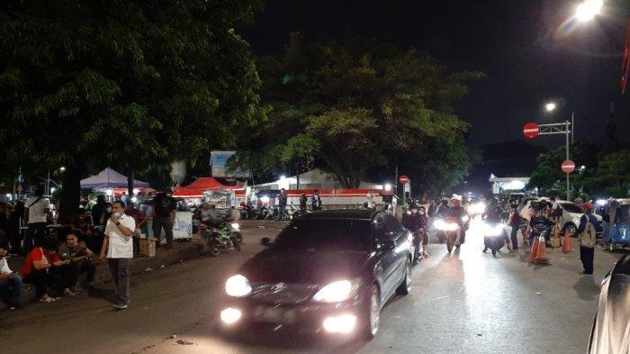 Tawuran 3 Hari Berturut-turut di Manggarai, 2 Kelompok Lempar Batu, Polisi Tembakkan Gas Air Mata