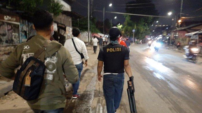 Tawuran di Manggarai, 2 Polisi Terluka Terkena Lemparan, Polisi Amankan Wanita Penyuplai Batu