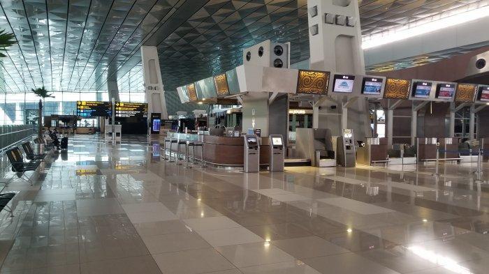Bandara Soekarno-Hatta Tunggu Kepastian Resmi Pemerintah Soal Operasional Transportasi