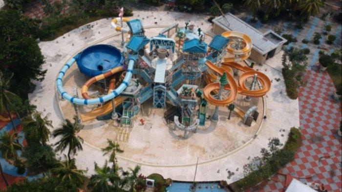 Viral Air Kolam Renang Atlantis Tampak Keruh Usai Setahun Lebih Tak Beroperasi, Ini Penjelasan Ancol