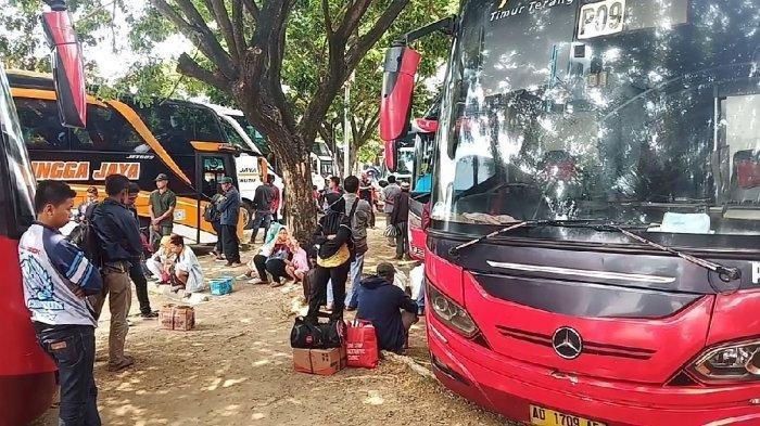 Belasan Ribu Warga Wonogiri di Jabodetabek Pulang Kampung Hingga Sopir Bus AKAP Positif Corona