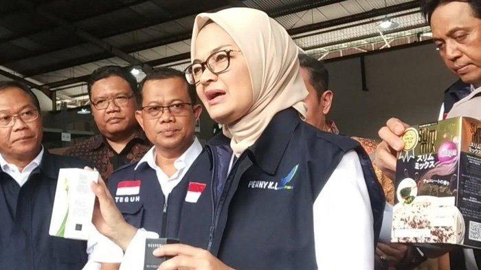 BPOM RI Bongkar Gudang Penyimpanan Obat, Kosmetik, dan Makanan Ilegal di Tanjung Priok