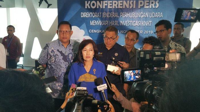 Tiga Poin Evaluasi Kemenhub Pascainsiden Lion Air JT-610 di Tanjung Karawang, Pilot Jadi Perhatian