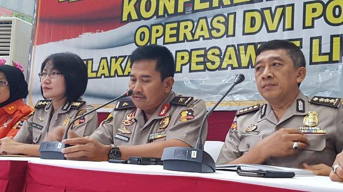 RS Polri Identifikasi 6 Penumpang Lion Air PL-LQP, Satu di Antaranya Bayi