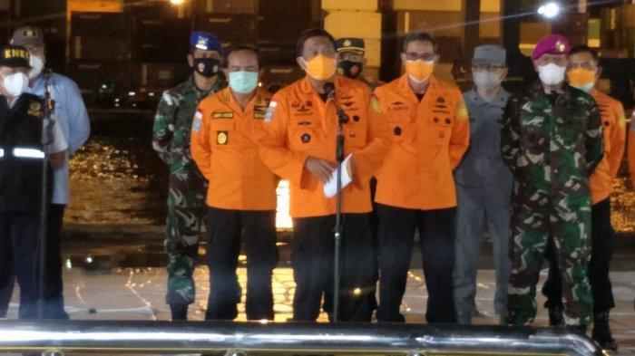 Update Operasi SAR Sriwijaya Air Hari Kelima: Total 141 Kantong Berisi Bagian Tubuh Terkumpul