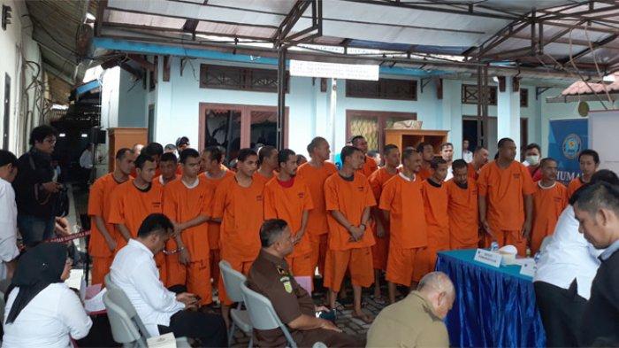 13 Kasus Narkoba Berhasil Diungkap BNN, 35 Pelaku Ditangkap