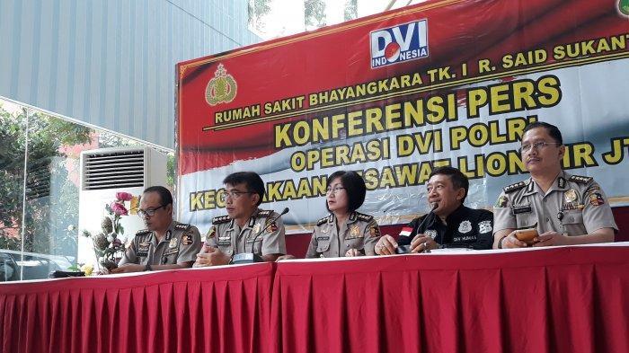 Tiga Orang Penumpang Lion PK-LQP Kembali Teridentifikasi Hari Ini