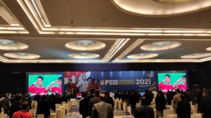Kongres PSSI hari ini