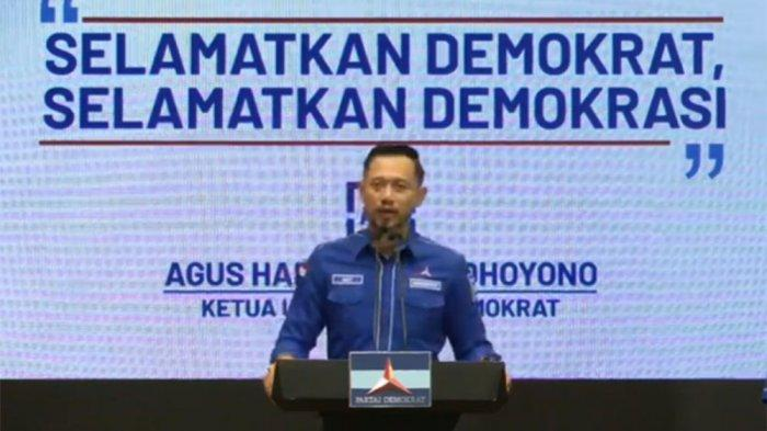 Ajak Perang Tokoh KLB di Sumatera Utara, Demokrat Tangerang Selatan Tegas Dukung AHY
