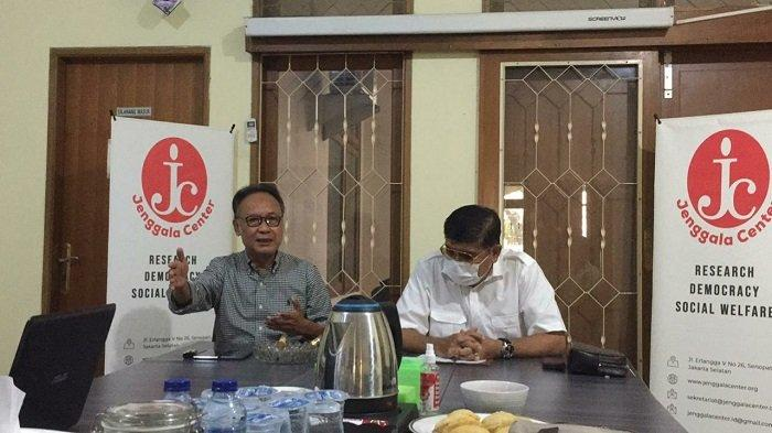 Jenggala Center Siap Kawal Kasus Pelaporan Ferdinand Hutahaean ke Polisi oleh Putri Jusuf Kalla